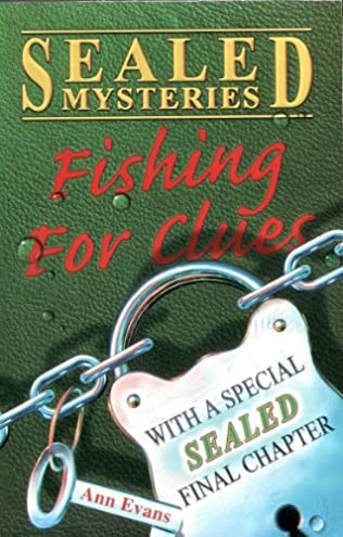 book cover of Fishing for Clues