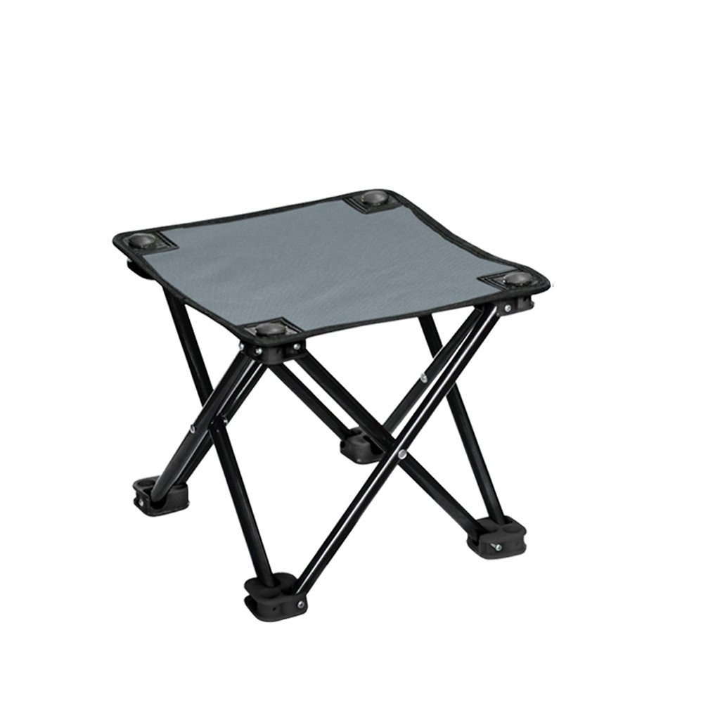 Duzhengzhou Folding Step Stool - Light weight with Handle, Safe Non Slip, (Color : 2)