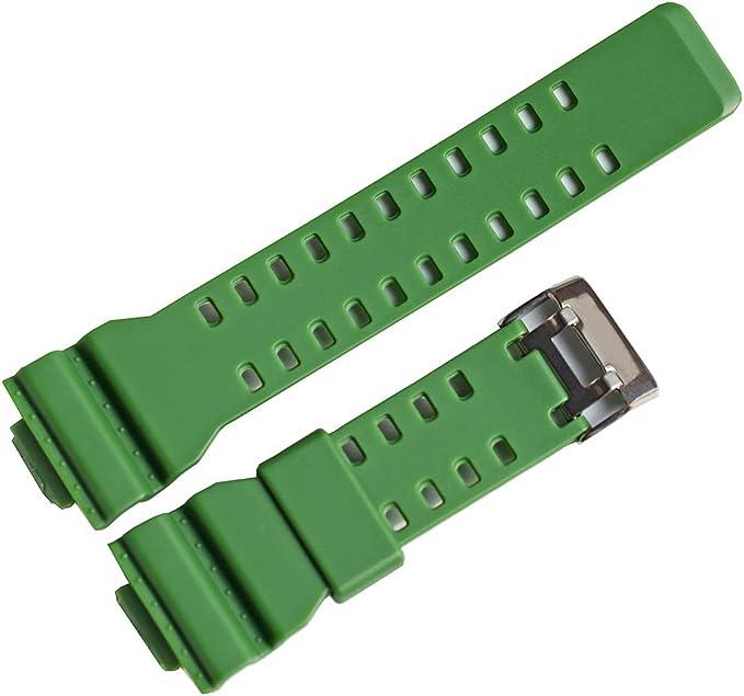 : Correa de repuesto para reloj Casio G Shock GA