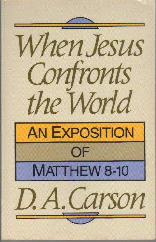 d a carson matthew commentary - 9