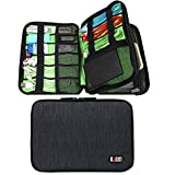 Cable organizer,BUBM Space Saving Double Layers Electronics Accessories - Best Reviews Guide