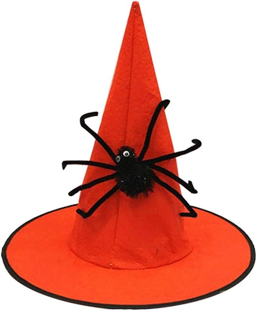Fsqjgq Halloween Hat Ghost...