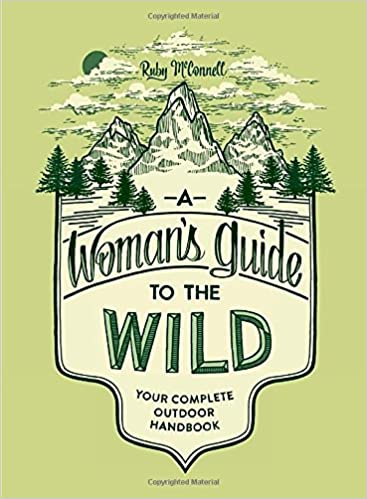 A woman's guide to the wild book cover