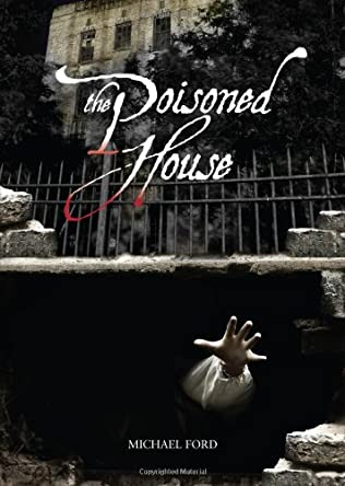 book cover of The Poisoned House
