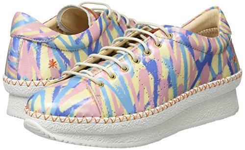 Basses 2 Femme 1350f Art Fantasy Multicolore Sneakers Pedrera arlekin 8wOw7qI