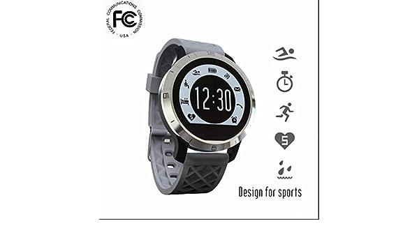 Fitness deporte Smartwatch, control de calidad de sueño ...