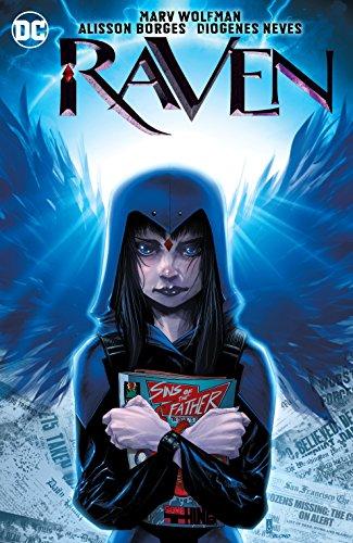 Raven (Dc Comics Raven)
