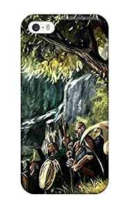 Premium Traveling Elves Animation Heavy-duty Protection Case For Iphone 5/5s