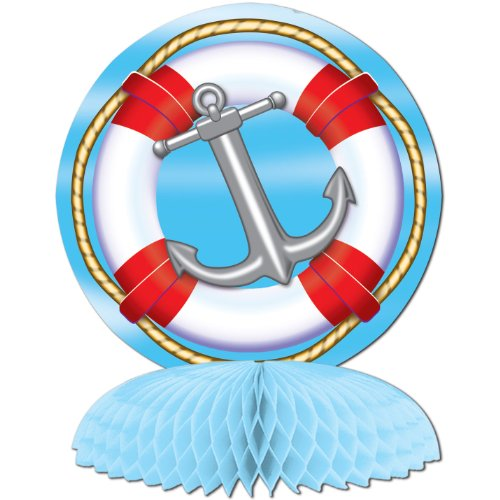 Anchor Centerpiece Party Accessory count