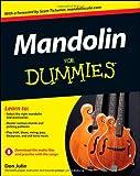 Mandolin for Dummies, Don Julin, 1119942764