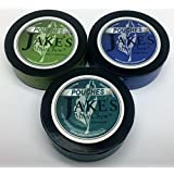 """Jake's Mint Chew 3 tin variety pack """"POUCHES"""""""