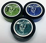 Jake's Mint Chew 3 tin variety pack ''POUCHES''