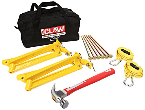 The Claw C-200 Awning Anchoring System, 12-Piece
