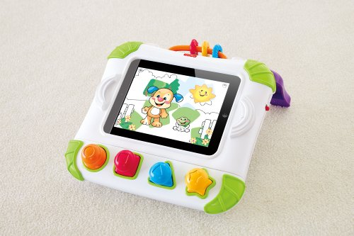 Amazon.com: Fisher-Price Laugh & Learn Creation Center Case for iPad ...