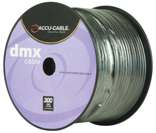 ADJ Products AC5CDMX300 300 FOOT SPOOL, 5 CONDUCTOR DM by ADJ Products