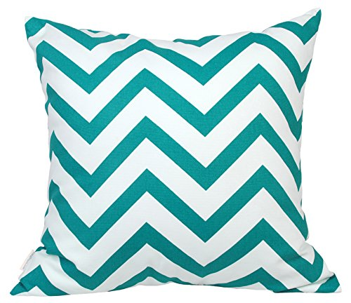 TangDepot Decorative Handmade Zebra-Stripe/Wavy Line 100% Cotton Throw Pillow Covers/Pillow Shams, (24