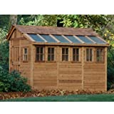 8'x12′ SunShed Garden Building