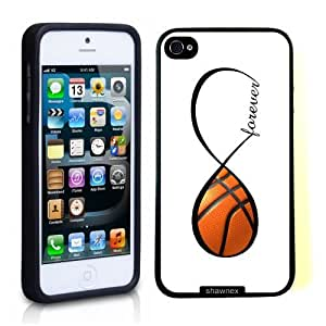 SudysAccessories Basketball Forever Basketball Infinity Forever Thinshell Case Protective iPhone 5 Case iphone 5S Case wangjiang maoyi