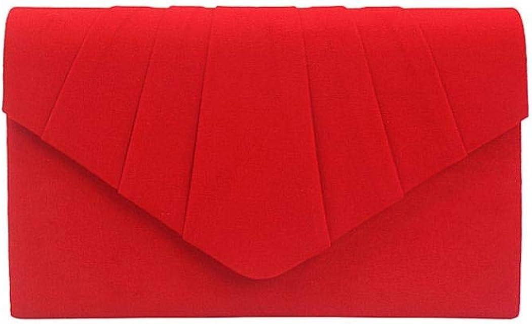 Evening Bag Suede Envelope...