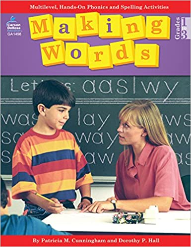Amazon.com: Making Words, Grades 1 - 3: Multilevel, Hands-On ...