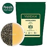 VAHDAM, Himalayan Pearls Green Tea Leaves | 3.53 Oz (50 Cups) | Pure Green Tea Loose Leaf | RICH ANTI-OXIDANTS | Natural Detox Tea, Slimming Tea, Weight Loss Tea | Brew as Hot Tea or Iced Tea