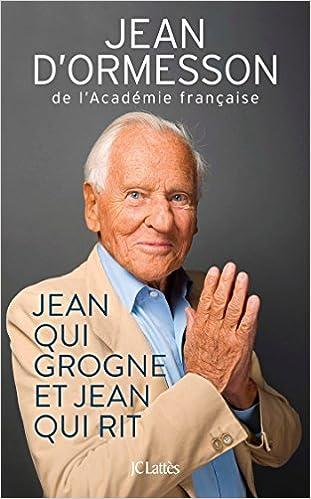 Jean qui grogne et Jean qui rit - Édition 2017