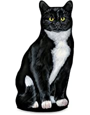 Tuxedo Cat Door Stop Decorative Door Stopper Interior