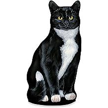 Tuxedo Cat Door Stop, Decorative Door Stopper, Interior