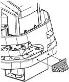 Zero Turn Mower Rear Hitch Kit Trailer Hitch for