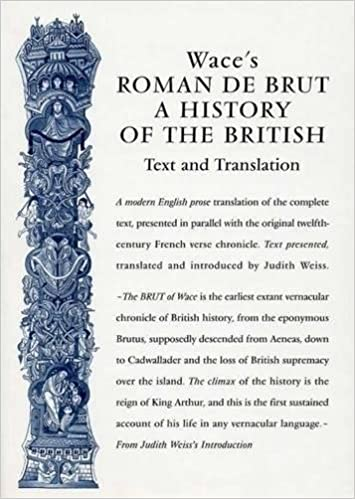 Amazon waces roman de brut a history of the british text and waces roman de brut a history of the british text and translation exeter medieval texts and studies lup 2nd edition fandeluxe Images