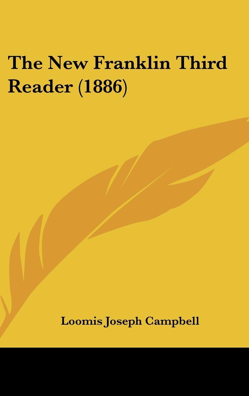 Read Online The New Franklin Third Reader (1886) PDF Text fb2 book