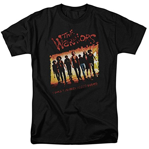The Warriors - One Gang T-Shirt Size L