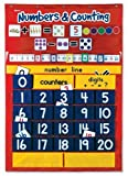Learning Resources LER2414 Numbers and Counting Pocket Chart
