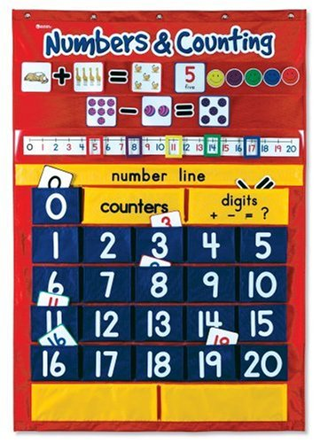 (Learning Resources Numbers And Counting Chart)