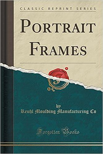 Book Portrait Frames (Classic Reprint)