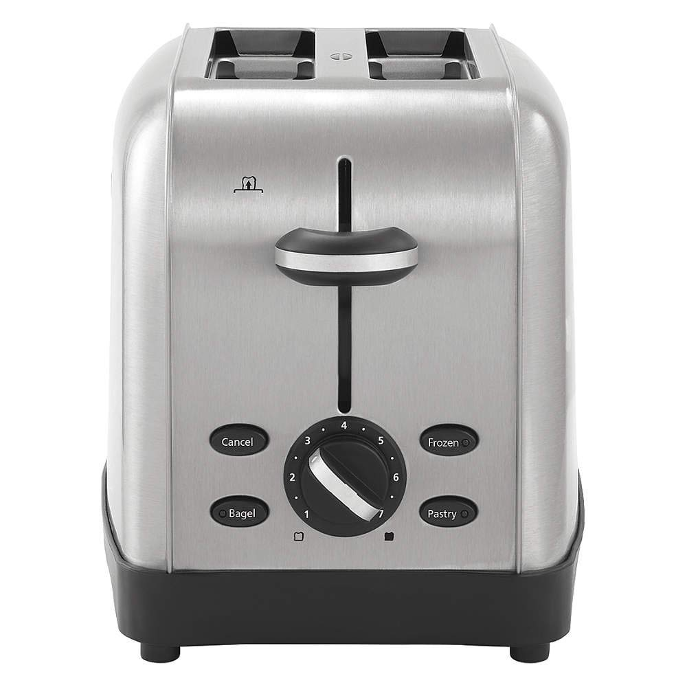 Oster TSSTTRWF2S Brushed Stainless Steel 2-Slice Toaster New -supplier-home-gallery