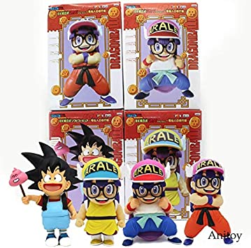 Yvonnezhang Dr.Slump Arale Cosplay Dragon Ball Z Son Goku Krillin ...