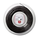 Wilson Revolve Twist Tennis String Reel (16 Gauge, Grey)