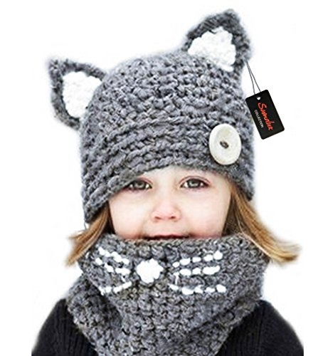 Animal Ear Hats - 6