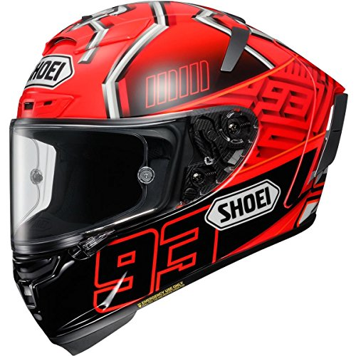 Shoei Marquez4 X-14 Sports Bike Racing Motorcycle Helmet - TC-1 / X-Large