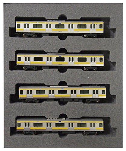 KATO Nゲージ E231系500番台 中央 ・ 総武緩行線 4両増結セット 10-1462 鉄道模型 電車
