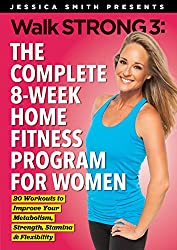 Walk Strong 3: The Complete 8 Week Home Fitness Program for Women Ultimate DVD Collection [6 disc set, wall calendar included]