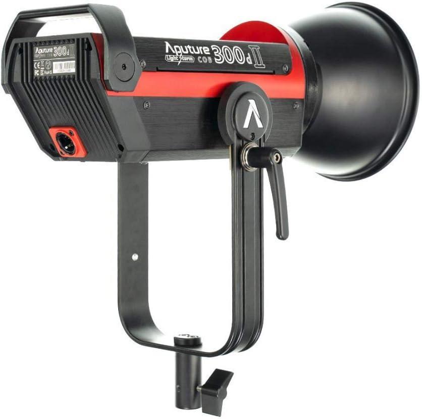 Aputure Light Storm 300x Bi-Color LED Light Kit with V-Mount Battery Plate