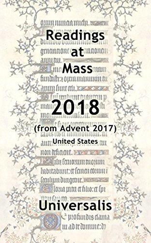 Mass Readings 2018 (USA) (Mass Readings USA)