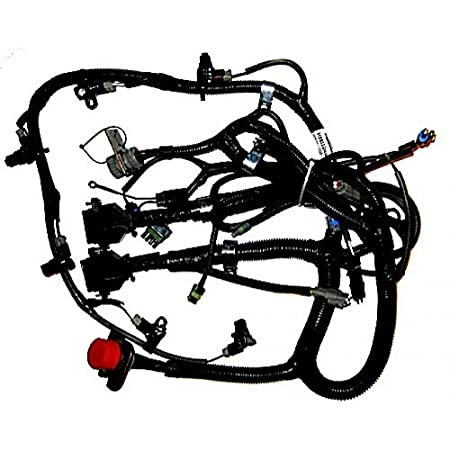 Cummins Ecm Wire Harness N14