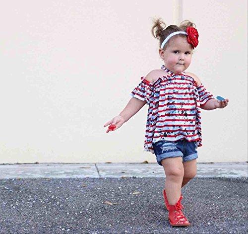 Baby Sabe a rot Mädchen Lauflernschuhe 6qxwrOdCq