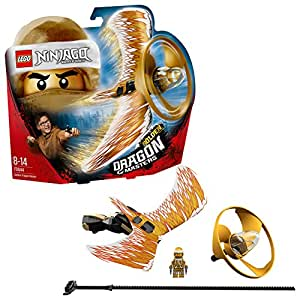 LEGO Ninjago Golden Dragon Master 70644 Playset Toy