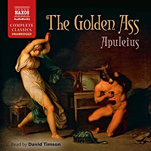The Golden Ass Audiobook