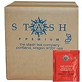 Stash Tea Red Velvet Herbal Tea Bags, 100-Count