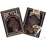 Bicycle Warrior Horse Koleksiyon Poker İskambil Oyun Kartı
